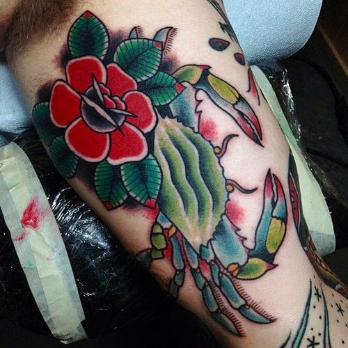 Myke Chambers, Philly Northern Liberty Tattoo