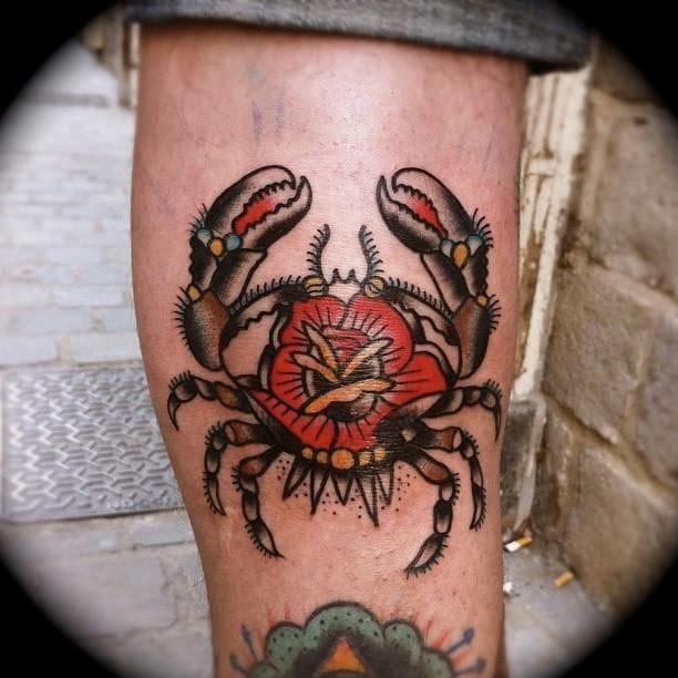 rose crab