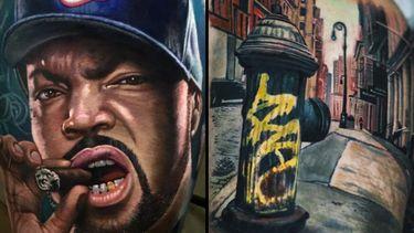 Living Art: Incredible Realism Tattoos