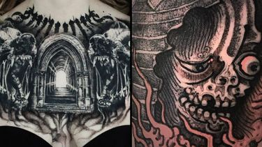 Something Wicked This Way Comes: Dark Art and Horror Tattoos