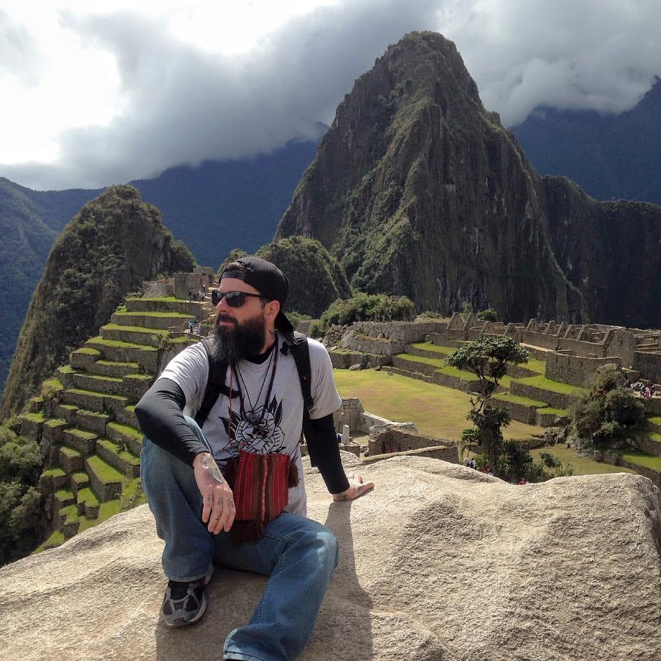 Busca sempre viajar para pegar inspiração de várias culturas