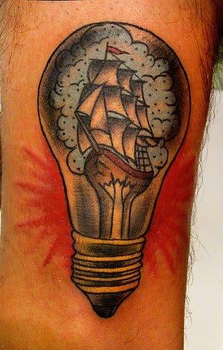 Ship Bulb, artista desconocido