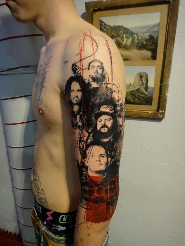 Metal pictures heavy tattoos Cool Music