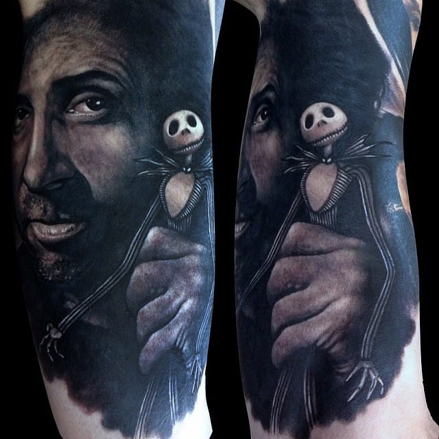Great tattoo by Liz Cook!
