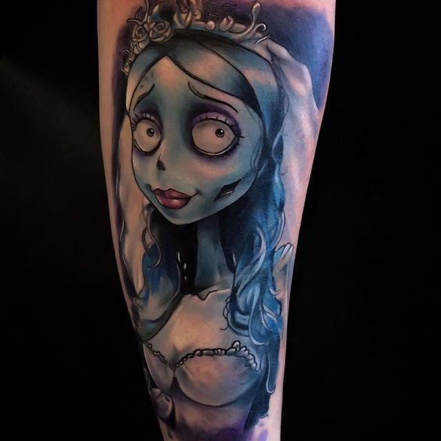 Corpse Bride by Jordan Baker.
