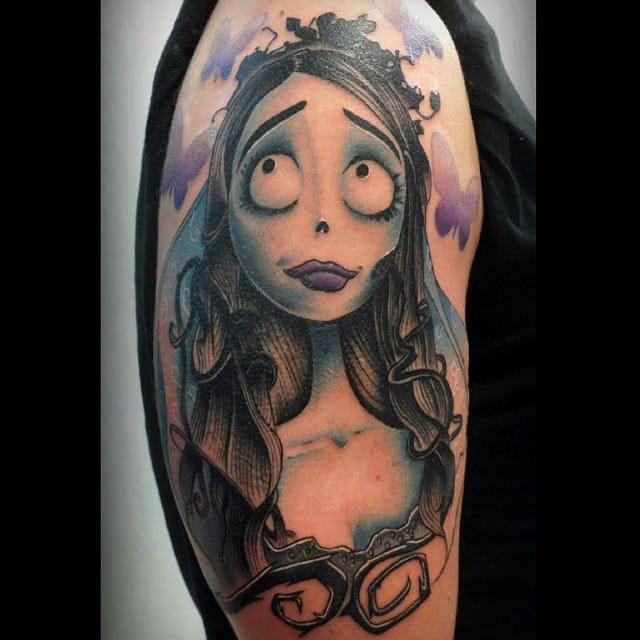 Lovely Corpse Bride by Corazon de Oro.