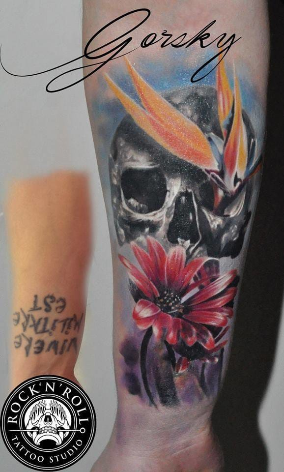 But indeed, badass cover-ups are making you feel better, especially made by Damian Gorsky!
