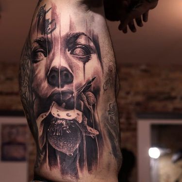 Tattoo Artists You Really Should Get To Know: Dongkyu Lee