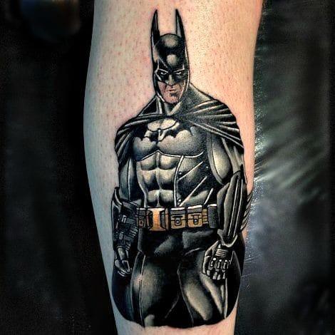 by Paul Priestley of Skinshokz Tattoo Studio in City of Bradford, UK