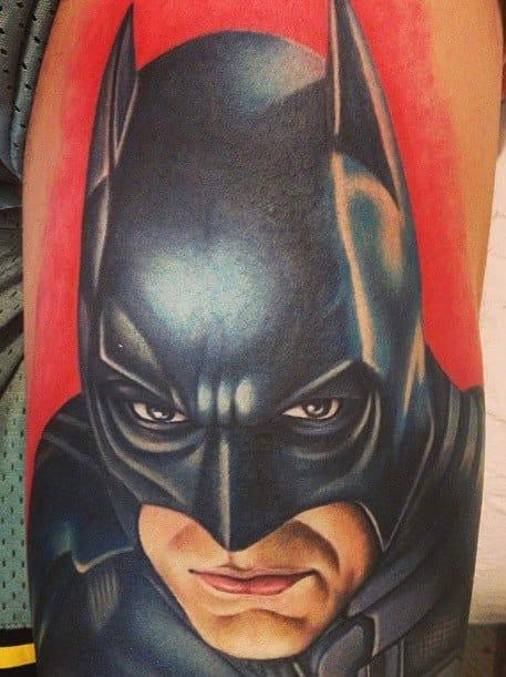 by Murilo Oliveira of Murilo Tattoo in the city of Jaú, São Paulo, Brazil