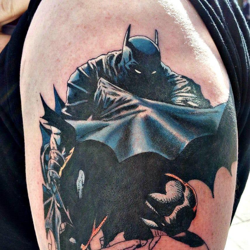 by Lisa Marie Walker, owner of Inkabella Tattoo in Cardiff, Wales