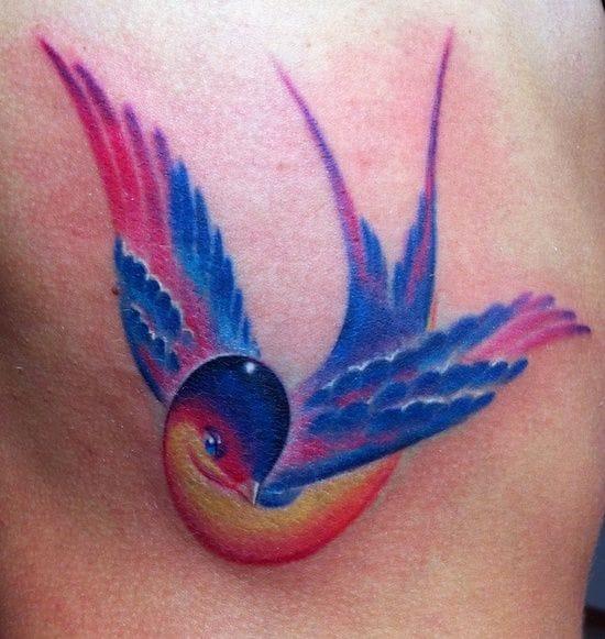 Watercolor Tattoos pinterest.com