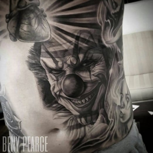 Awesome Black and Grey by Beny Pearce