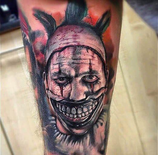 American Horror Story Tattoo by Ken Patten