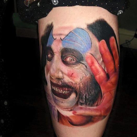 Tattoo by Sacred Art Tattoo