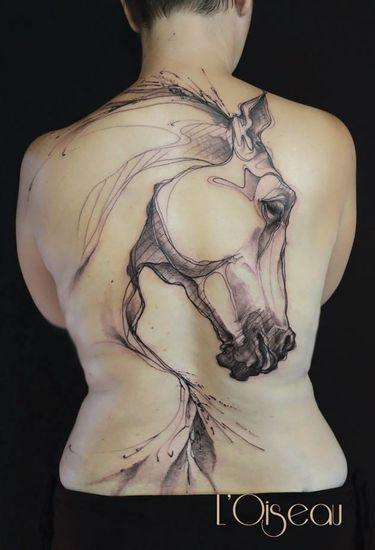 25 Noble Equestrian Tattoos