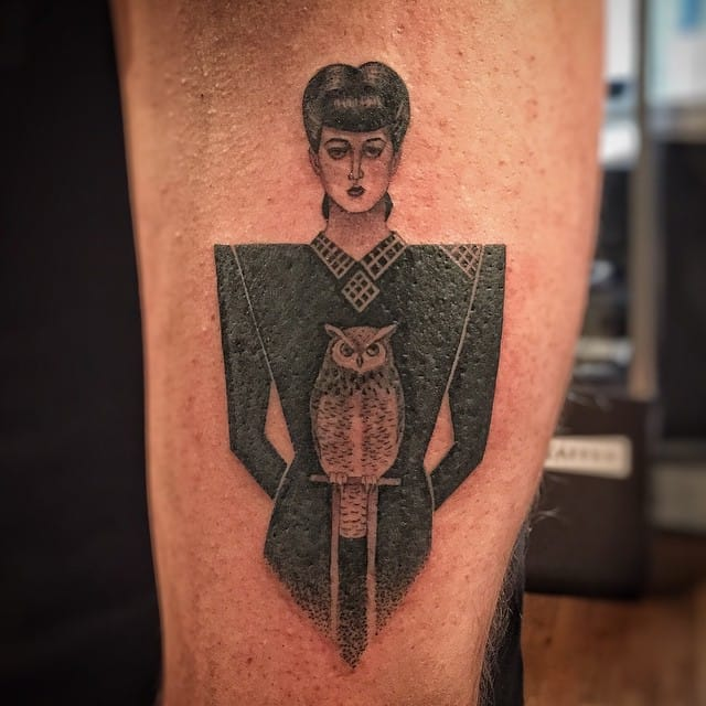 Made at Black Widow Tattoo