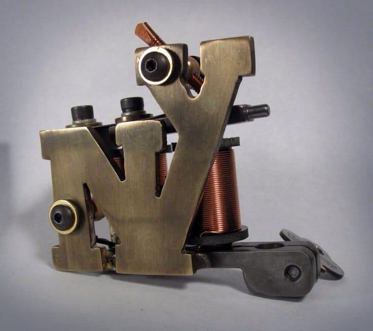 Custom NY frame handmade machine by Tim Hendricks