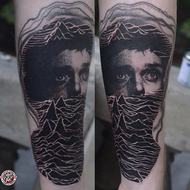by Lukasz Sokolowsi at Rock n Ink Tattoo in Krakow, Poland
