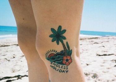 40 Hot Summer Tattoos