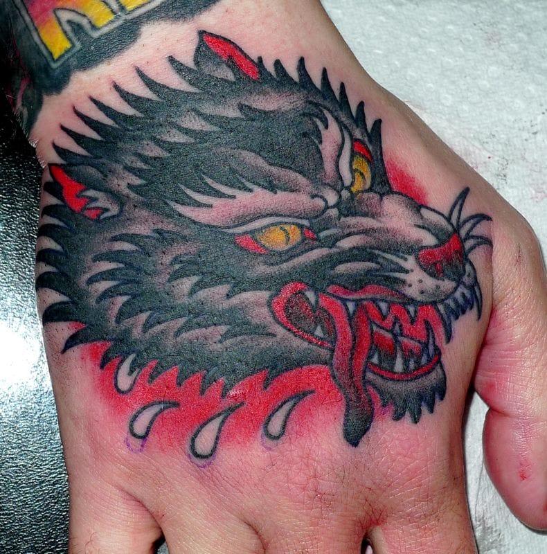 Tattoo by Stewart Robson