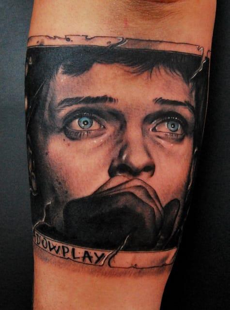 by Aitor Ocio Tattoo