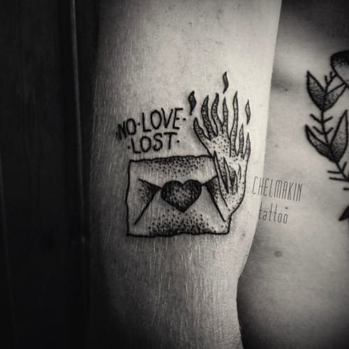 by Chelmakin Tattoo - Moscow, Russia
