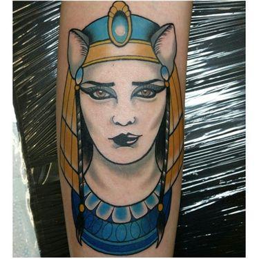 From Hieroglyphics to the Human Body: Egyptian Goddess Tattoos