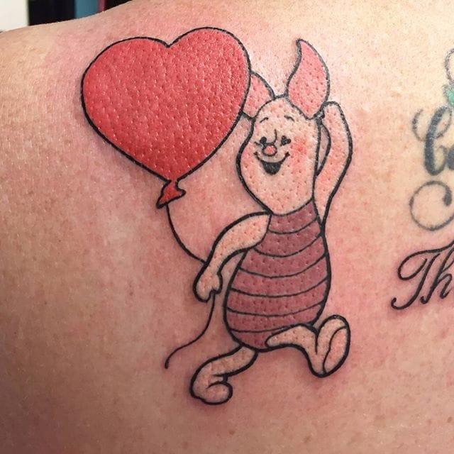 Piglet love by Esperanza Norberg.