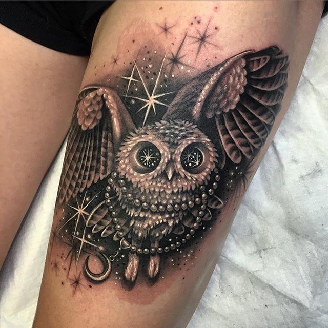 Adorable owl!