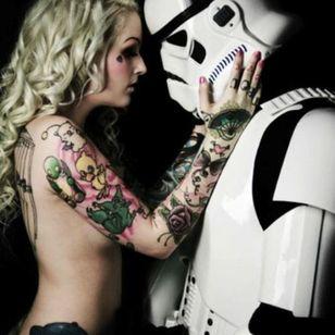 Courtesy of Star Wars Girls