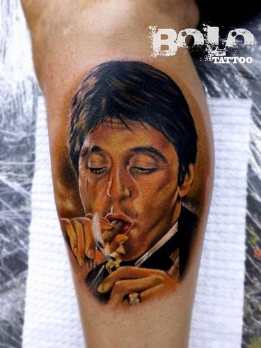 Cool Realistic Tattoos By Bolo Art Tattoo