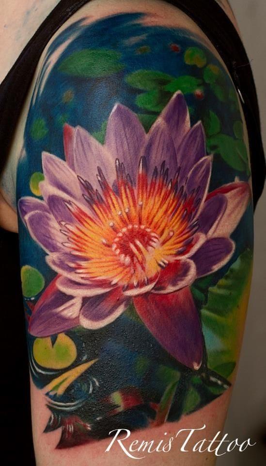 Isn't it wonderful how the pristine Lotus grew from mud?