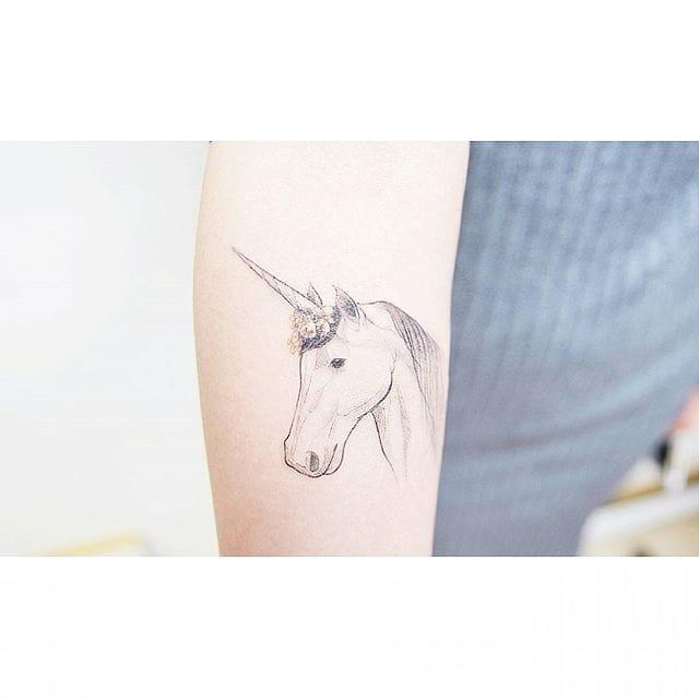 Pretty unicorn.