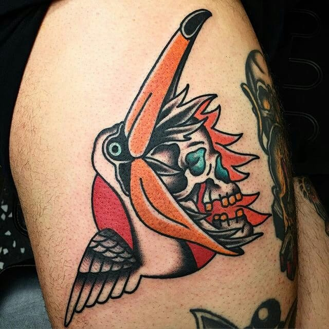 Fun one by Javier Rodriguez...