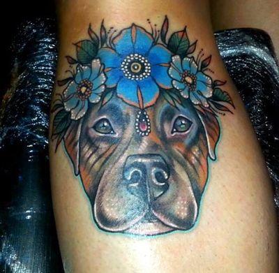20 Enchanting Tattoos of Nastia Zlotin