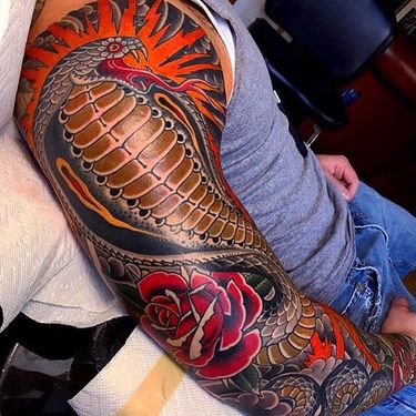13 Traditional Tattoos By The Elusive Grez
