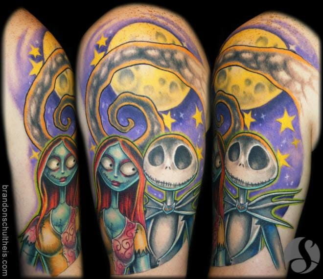 Tattoo by Brandon Schultheis.