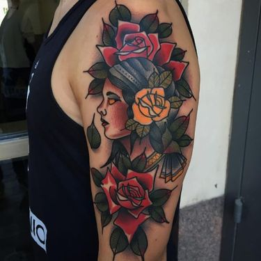 Loyal To The Profession: The Tattoos Of Dannii G