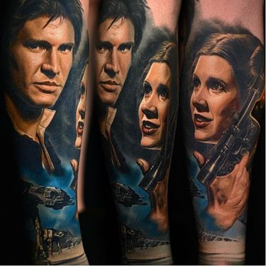 May The Fourth Be With You: 11 Epic Tattoos For Star Wars Day