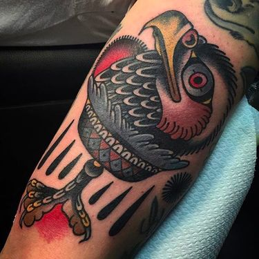 Bold And Bizarre Tattoos By Rodrigo Garcia Delgadillo