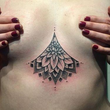 10 Divine Dahlia Tattoos