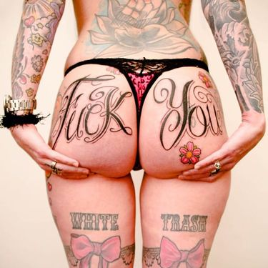 Flip The Bird At Your Haters With These NSFW Tattoos