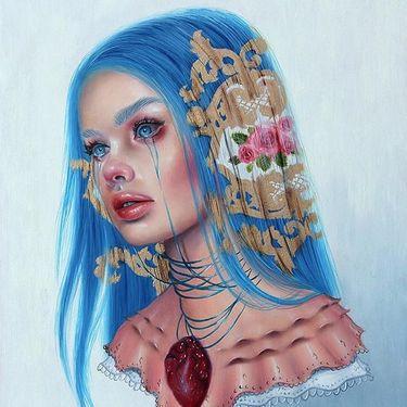 Fine Artists Take On Tattoos: Relm