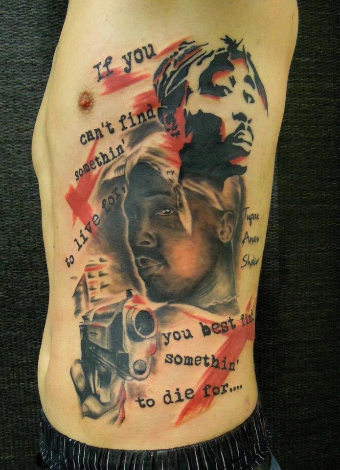 Vlado Aries Tattoo Czech Republic