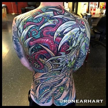 Biomechanical Brilliance by Ron Earhart