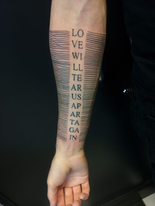 Last Sparrow Tattoo