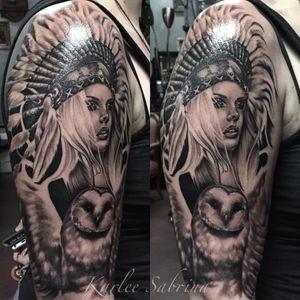 Tattoo by Garage Ink Manor