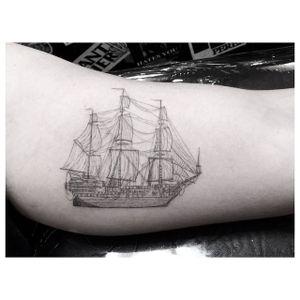 #fineline #micro #ship #small #tiny #singleneedle