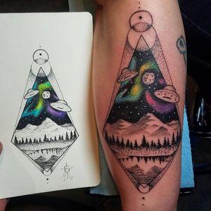 Tattoo by Reservoir Tattoo Studio